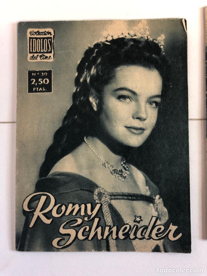 Cine: Colección ídolos del cine (lote de 6) números 30,37,39,41,42,51, - Foto 3 - 225241475