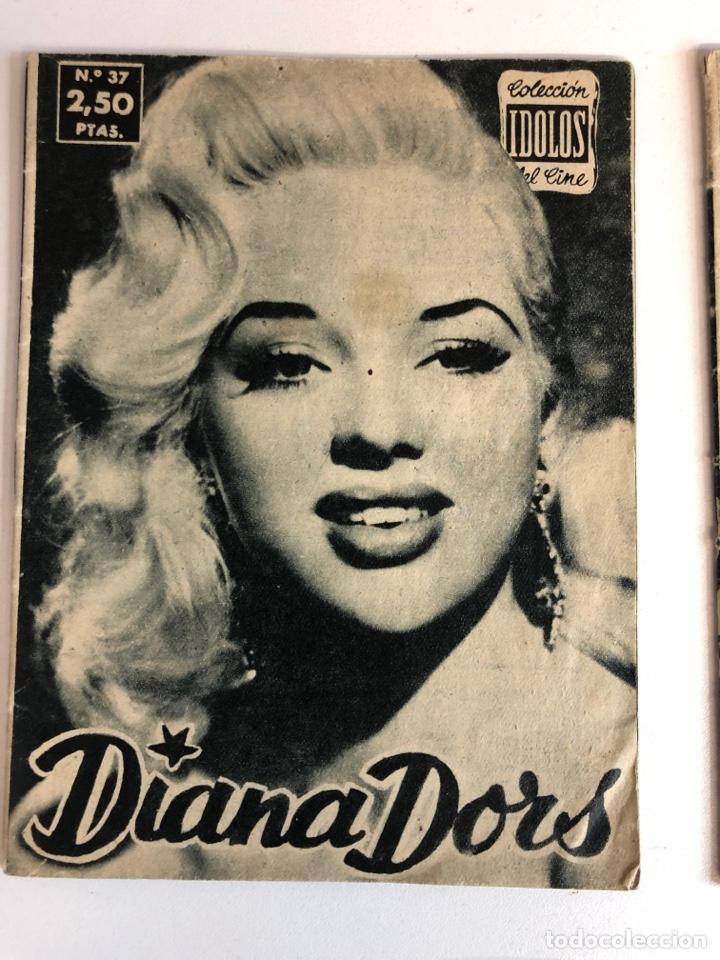 Cine: Colección ídolos del cine (lote de 6) números 30,37,39,41,42,51, - Foto 5 - 225241475