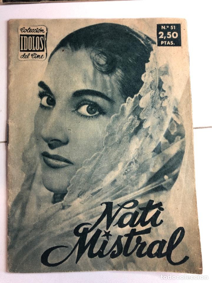 Cine: Colección ídolos del cine (lote de 6) números 30,37,39,41,42,51, - Foto 6 - 225241475