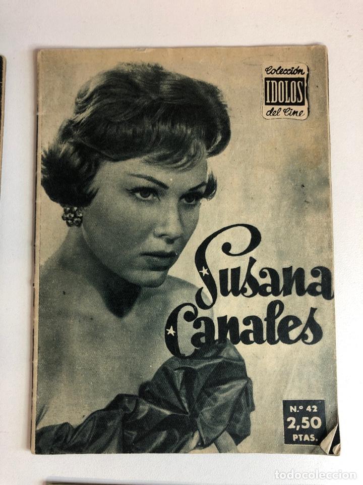 Cine: Colección ídolos del cine (lote de 6) números 30,37,39,41,42,51, - Foto 7 - 225241475