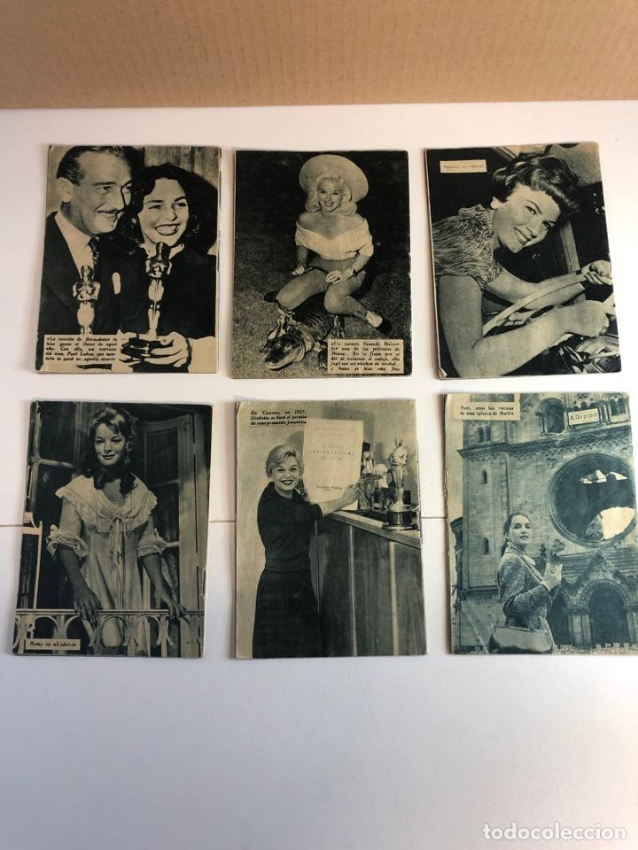 Cine: Colección ídolos del cine (lote de 6) números 30,37,39,41,42,51, - Foto 8 - 225241475