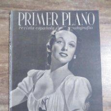 Cine: MFF.- PRIMER PLANO.- REVISTA ESPAÑOLA DE CINEMATOGRAFIA.- Nº.32- 25 MAYO 1941.- PATRICIA MORISON.-. Lote 225281180