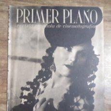 Cine: MFF.- PRIMER PLANO.- REVISTA ESPAÑOLA DE CINEMATOGRAFIA.- Nº.35- 15 JUNIO 1941.- MARUJA GOMEZ.-. Lote 225333845
