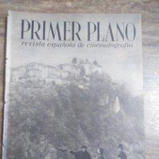 Cine: MFF.- PRIMER PLANO.- REVISTA ESPAÑOLA DE CINEMATOGRAFIA.- Nº.36- 22 JUNIO 1941.- JEANETTE MAC DONALD. Lote 225335192