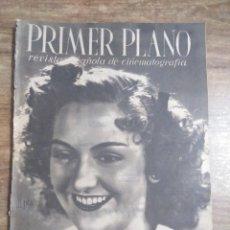 Cine: MFF.- PRIMER PLANO.- REVISTA ESPAÑOLA DE CINEMATOGRAFIA.- Nº.50- 28 SEPTBR 1941.-MARTA SANTAOLALLA.-. Lote 225336670