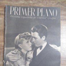 Cine: MFF.- PRIMER PLANO.- REVISTA ESPAÑOLA DE CINEMATOGRAFIA.- Nº.51- 5 OCTUBRE 1941.- LANA TURNER Y. Lote 225338330