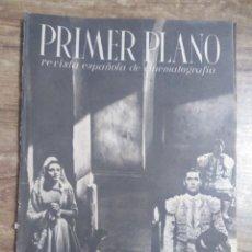 Cine: MFF.- PRIMER PLANO.- REVISTA ESPAÑOLA DE CINEMATOGRAFIA.- Nº.52- 12 OCTUBRE 1941.- TYRONE POWER Y. Lote 225341025