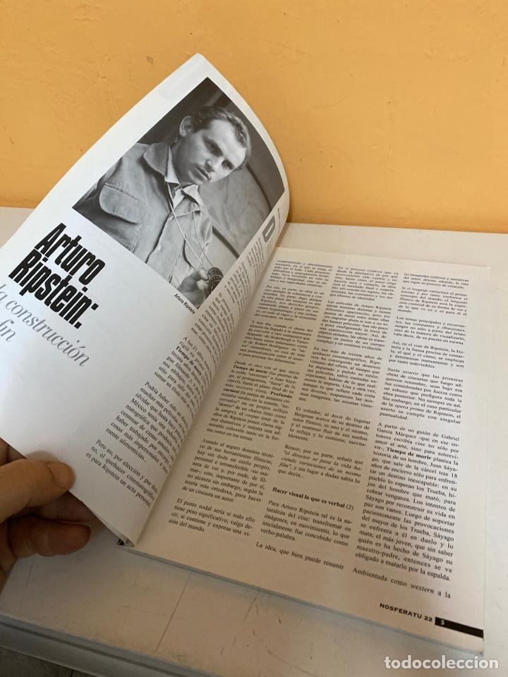 Cine: Nosferatu revista de cine - Foto 2 - 226378860
