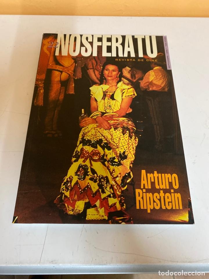 NOSFERATU REVISTA DE CINE (Cine - Revistas - Otros)