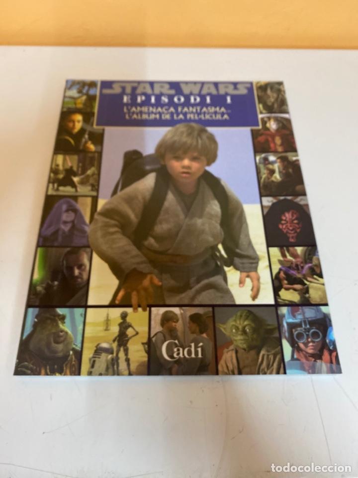 STAR WARS EPISODI I (Cine - Revistas - Colección grandes películas)