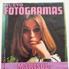 Cine: REVISTA FOTOGRAMAS 1133 MARISOL NATALIE WOOD EL MOLINO BARCELONA CARMEN SEVILLA ELOY DE LA IGLESIA. Lote 226619530