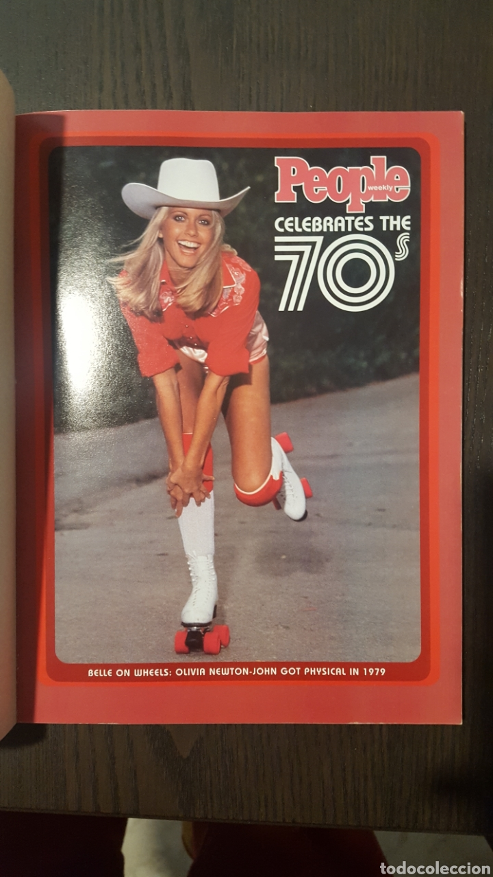 Cine: Revista - People Weekly Celebrates the 70s Special Collectors Edition John Travolta Cover - Foto 3 - 227006960