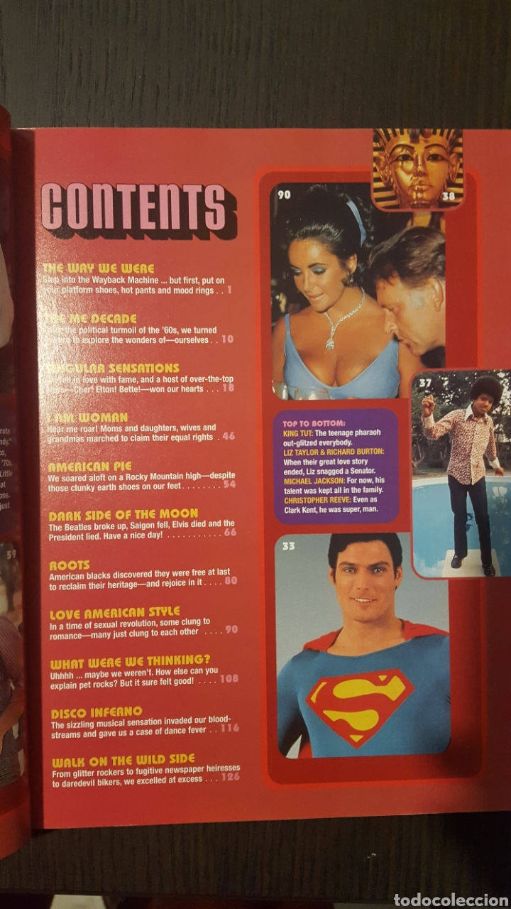 Cine: Revista - People Weekly Celebrates the 70s Special Collectors Edition John Travolta Cover - Foto 4 - 227006960