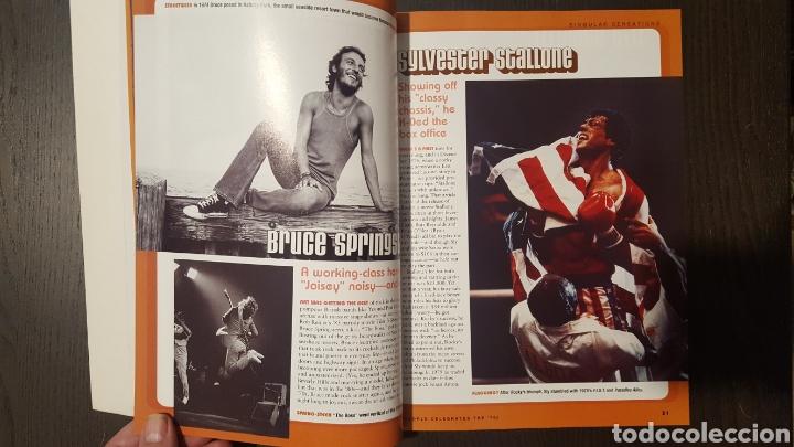 Cine: Revista - People Weekly Celebrates the 70s Special Collectors Edition John Travolta Cover - Foto 11 - 227006960