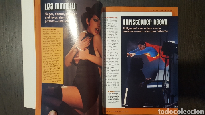Cine: Revista - People Weekly Celebrates the 70s Special Collectors Edition John Travolta Cover - Foto 12 - 227006960