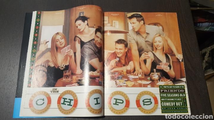 Cine: Lote dos revistas - Entertainment Weekly # 488 Magazine + 10th anniversary special collectors issue - Foto 4 - 227010830