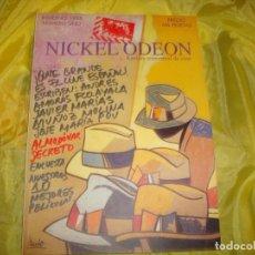 Cinéma: NICKEL ODEON Nº 1. INVIERNO 1995. ALMODOVAR SECRETO. PORTADA URCULO. Lote 227054680