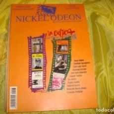 Cine: NICKEL ODEON Nº 23. VERANO 2001. REVISTA DE CINE. Lote 227055169