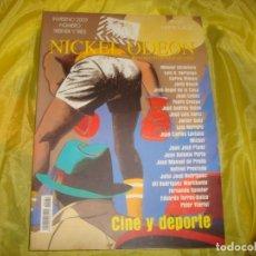 Cine: NICKEL ODEON Nº 33. INVIERNO 2003. LUZ DE CINE. REVISTA DE CINE. Lote 227055660