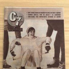 Cine: REVISTA, CINE EN 7 DÍAS.., CLAUDIA CARDINALE, NO.94 (26 DE ENERO DE 1963). Lote 227109890