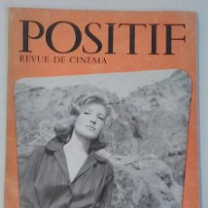 Cine: POSITIF. REVUE DE CINÉMA. Nº 35. 1960. Lote 227468120