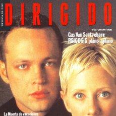 Cine: DIRIGIDO POR... Nº 275. Lote 227484810