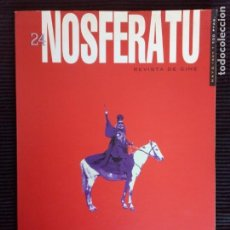 Cine: NOSFERATU. REVISTA DE CINE. NUM24. THEO ANGELOPOULOS. MAYO 1997.. Lote 227682371