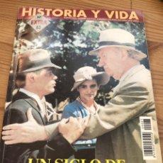 Cine: HISTORIA Y VIDA: UN SIGLO DE CINE EN ESPAÑA EXTRA 83. Lote 227698535