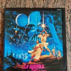 Cine: REVISTA LA GUERRA DE LAS GALAXIAS. STAR WARS. 1977.. Lote 227702205