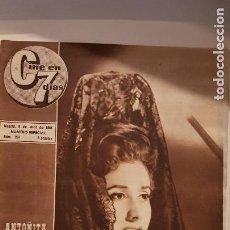 Cine: ANTOÑITA MORENO ,NUMERO ESPECIAL Nº261 ABRIL 1966. Lote 227735070