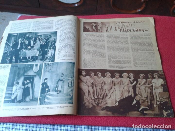 Cine: REVISTA CINEGRAMAS NÚM. 42 30 JUNIO DE 1935 ADRIENNE AMES GINGER ROGERS CARLOS GARDEL MIRNA LOY..ETC - Foto 4 - 228007340