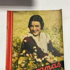 Cine: CINEGRAMAS. REVISTA SEMANAL. IMPERIO ARGENTINA. AÑO III. NUMERO 81. MARZO 1936. VER FOTOS. Lote 228253790