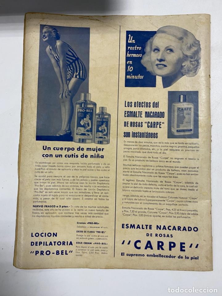 Cine: CINEGRAMAS. REVISTA SEMANAL.DELMA BYRON. AÑO III. NUMERO 89. MAYO 1936. VER FOTOS - Foto 3 - 228253890