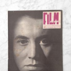 Cinema: FILM IDEAL - Nº 2 - 1956 - FERNANDO FERNAN GOMEZ, TODD-AO, WYLER, MICHELE MORGAN, CALABUCH. Lote 229310715