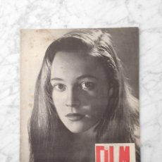 Cinema: FILM IDEAL - Nº 3 - 1956 - NICOLE BERGER, MARISA DE LEZA, JULIEN DUVIVIER, UN TRAJE BLANCO, DE SICA. Lote 229311910