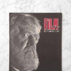 Cinema: FILM IDEAL - Nº 6 - 1957 - MICHEL SIMON, ANALIA GADE, GINO CERVI, RAMON LLIDO, HG CLOUZOT, R ALDRICH. Lote 229378425