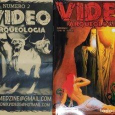 Cinéma: VÍDEO ARQUEOLOGÍA 2. Lote 229526290