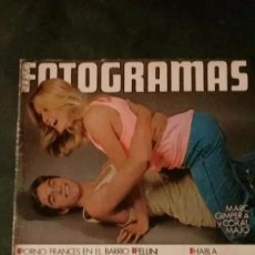 Cinéma: FOTOGRAMAS 1407-1975-FELLINI-PANTERA ROSA-DONALD SUTHERLAND-ALEXANDRA BASTEDO-ELLA FITZGERALD. Lote 229753915