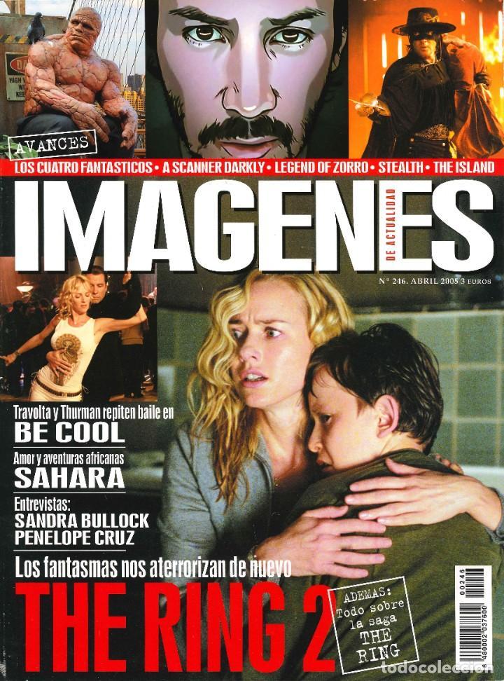 IMAGENES DE ACTUALIDAD 246 (Cine - Revistas - Imágenes de la actualidad)