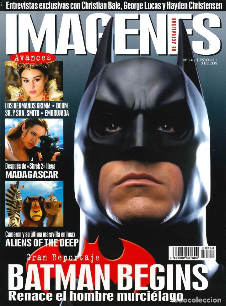 IMAGENES DE ACTUALIDAD 248 (Cine - Revistas - Imágenes de la actualidad)