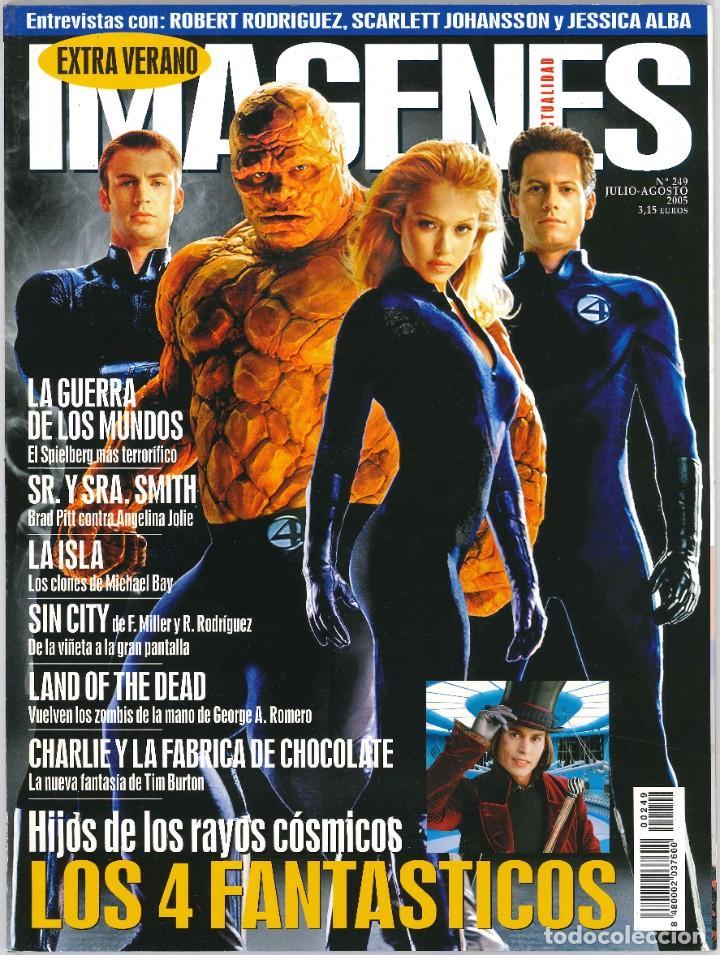 IMAGENES DE ACTUALIDAD 249 (Cine - Revistas - Imágenes de la actualidad)