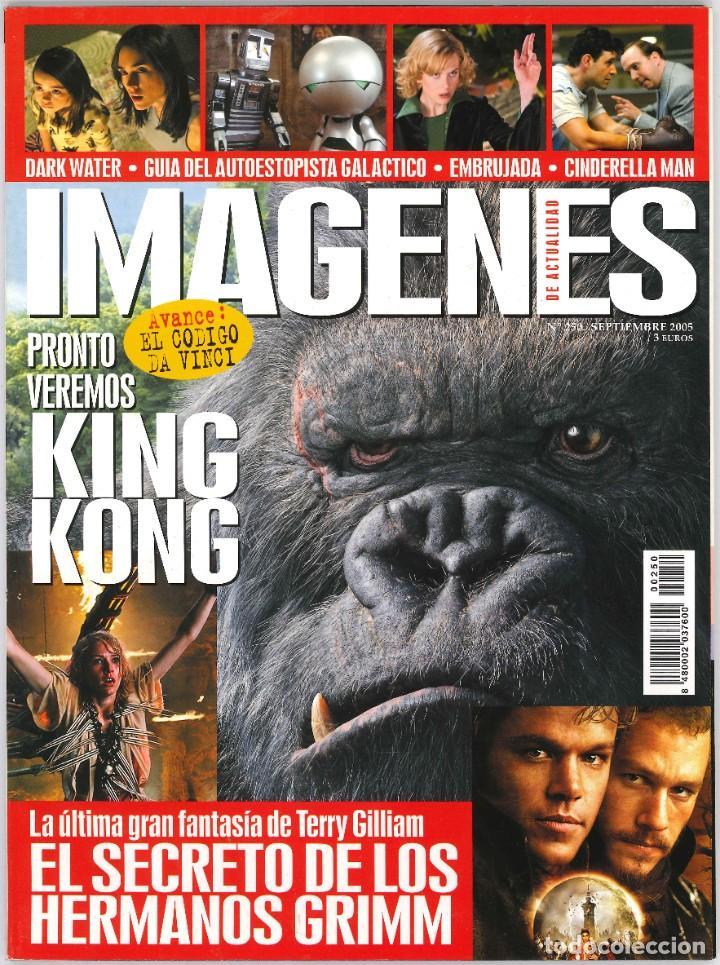 IMAGENES DE ACTUALIDAD 250 (Cine - Revistas - Imágenes de la actualidad)