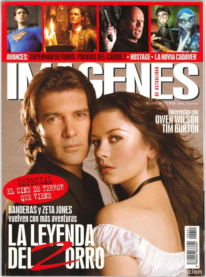 IMAGENES DE ACTUALIDAD 251 (Cine - Revistas - Imágenes de la actualidad)