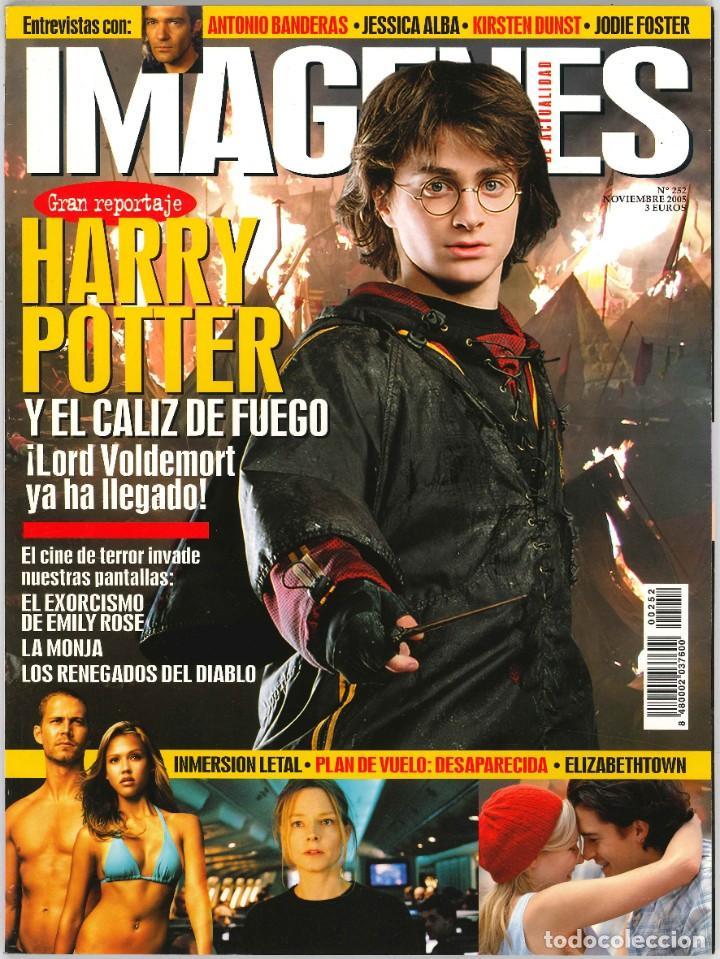 IMAGENES DE ACTUALIDAD 252 (Cine - Revistas - Imágenes de la actualidad)