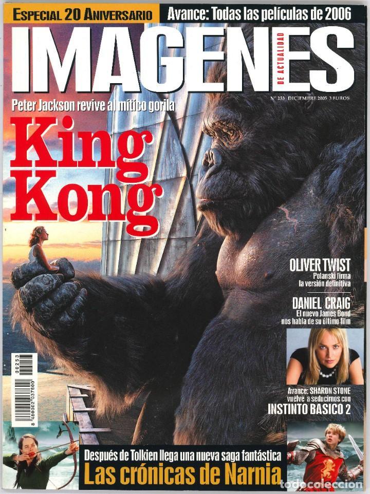 IMAGENES DE ACTUALIDAD 253 (Cine - Revistas - Imágenes de la actualidad)