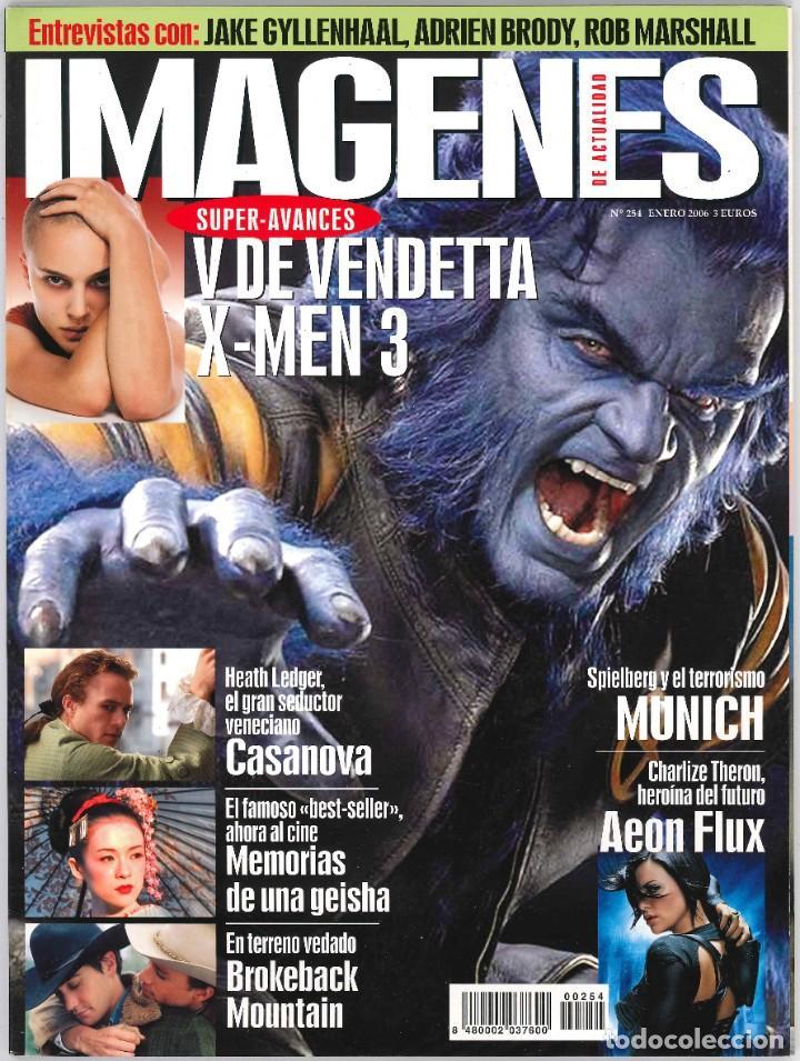 IMAGENES DE ACTUALIDAD 254 (Cine - Revistas - Imágenes de la actualidad)