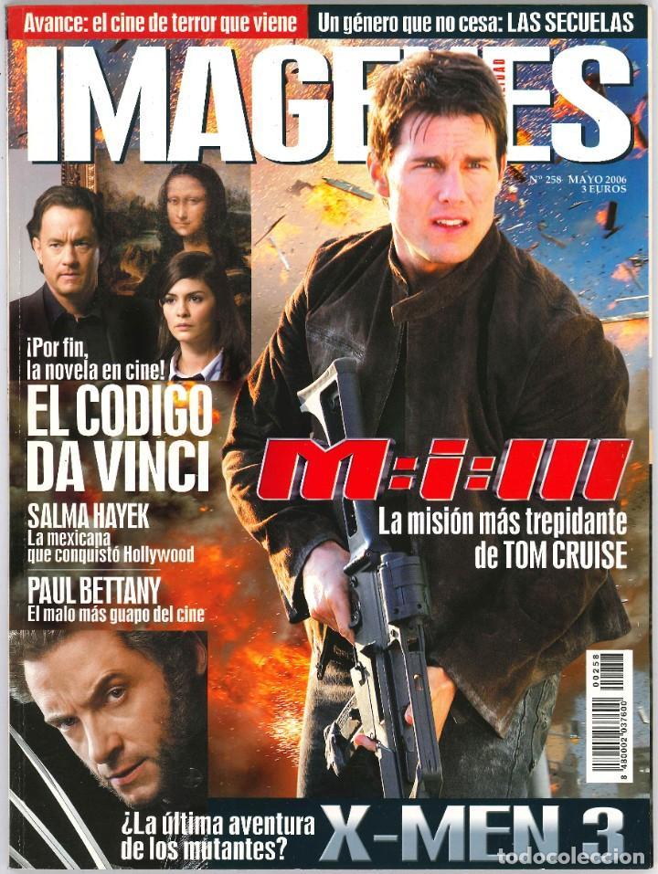 IMAGENES DE ACTUALIDAD 258 (Cine - Revistas - Imágenes de la actualidad)