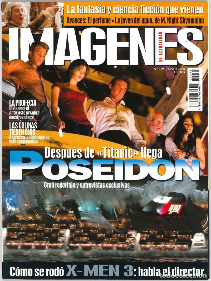 IMAGENES DE ACTUALIDAD 259 (Cine - Revistas - Imágenes de la actualidad)