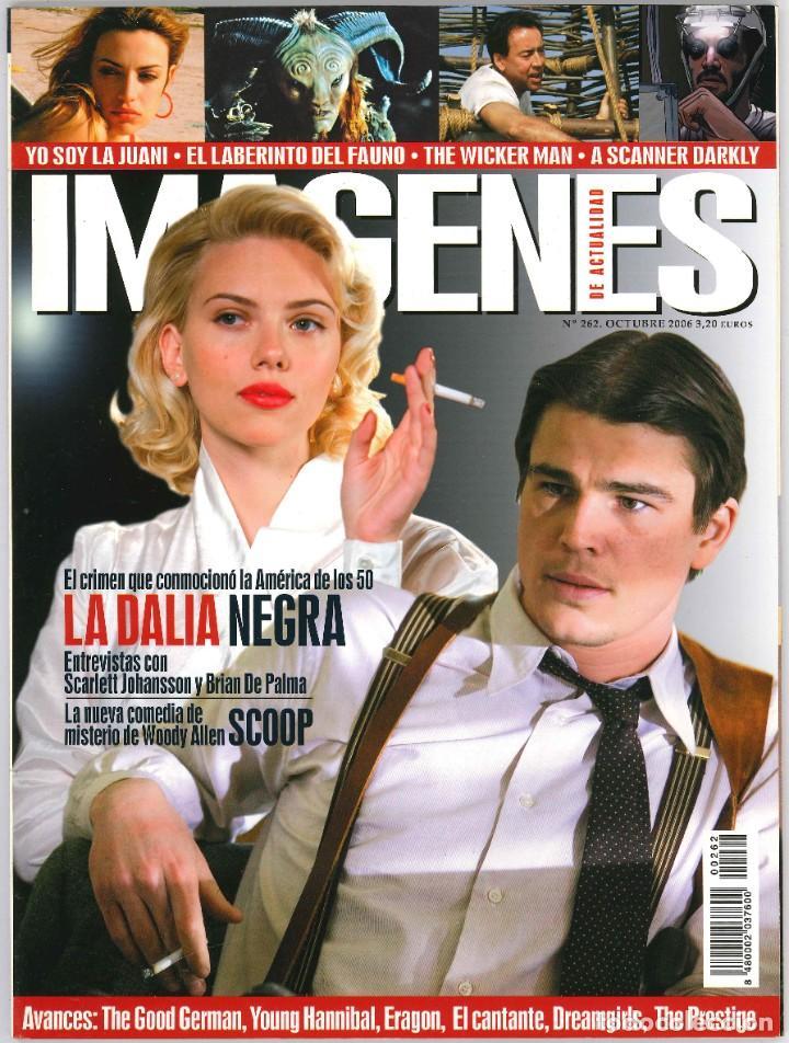 IMAGENES DE ACTUALIDAD 262 (Cine - Revistas - Imágenes de la actualidad)
