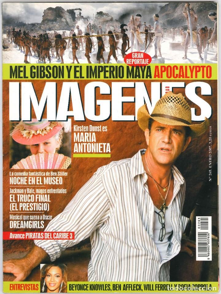 IMAGENES DE ACTUALIDAD 265 (Cine - Revistas - Imágenes de la actualidad)